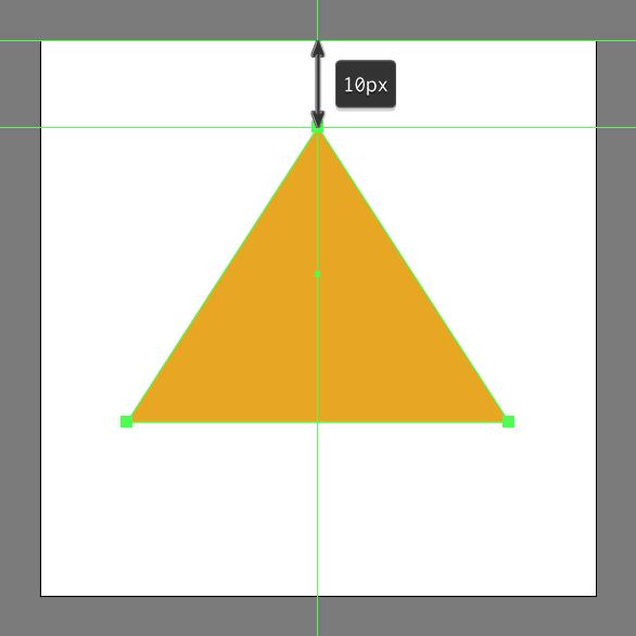 triangle star shape