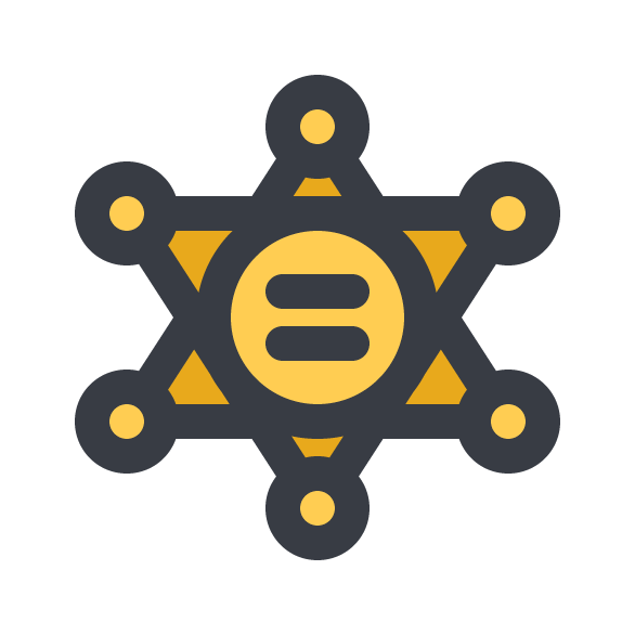 cowboy badge icon final image