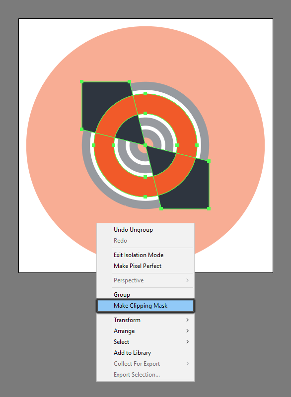 How to design a compact disc icon in Adobe Illustrator