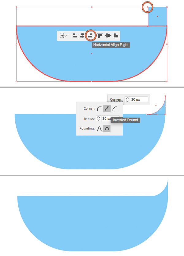 how to make a whale vector in adobe illustrator