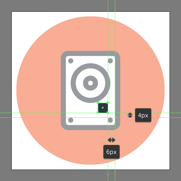 how to design a hdd vector