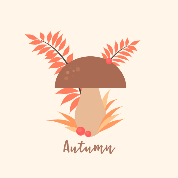how to make an autumn composition in adobe illustrator cc