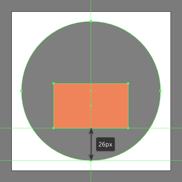 Main Shape for the File Cabinet Icon