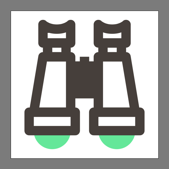 binoculars icon final image