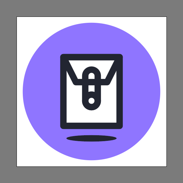 envelope icon final image