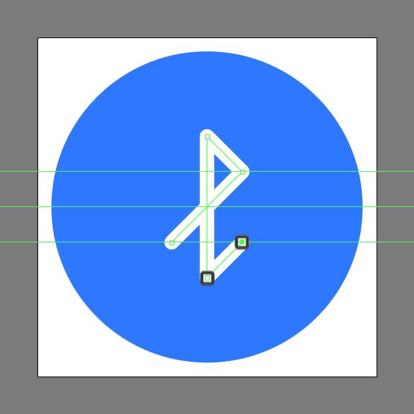 extend segment