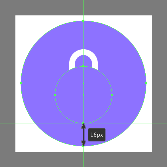 lock shape