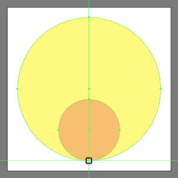 add ellipse for sun