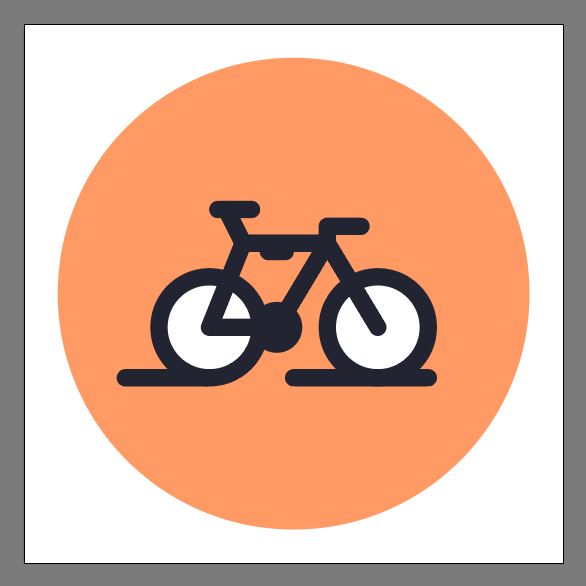 bicycle icon final image