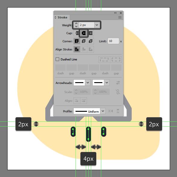inbox send icon finishing touches