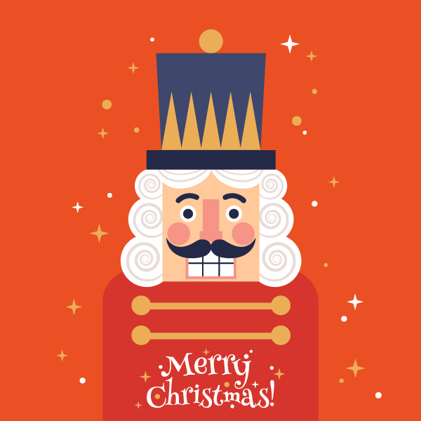 Christmas Nutcracker Icon Final Image