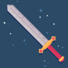 fantasy sword icon