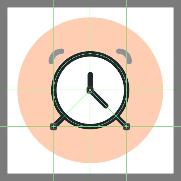 Clock Hands Details