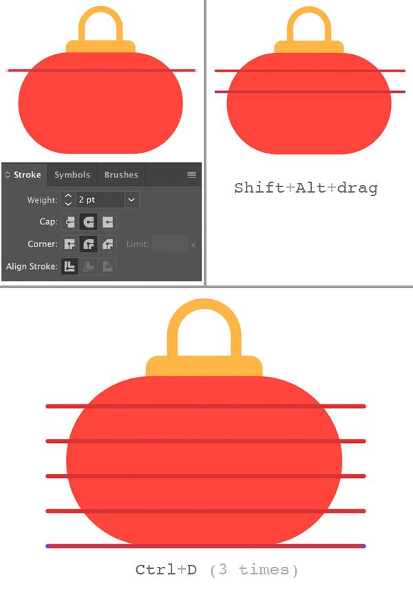 Chinese lantern designs