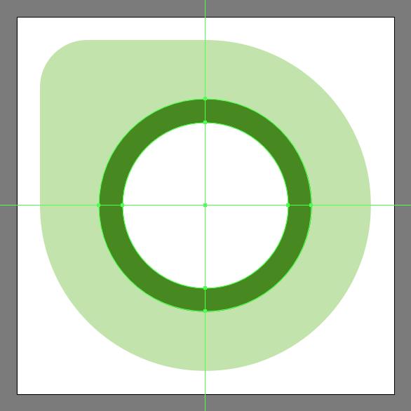 Align shapes