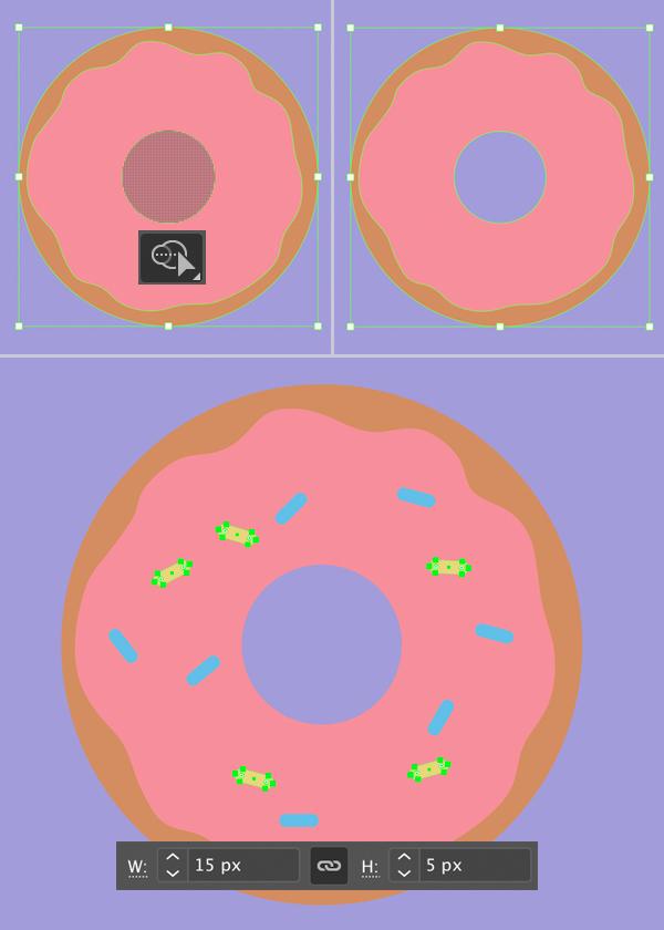 doughnut sprinkles