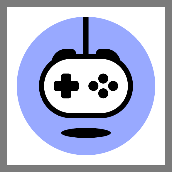 Gamepad Icon Final Image