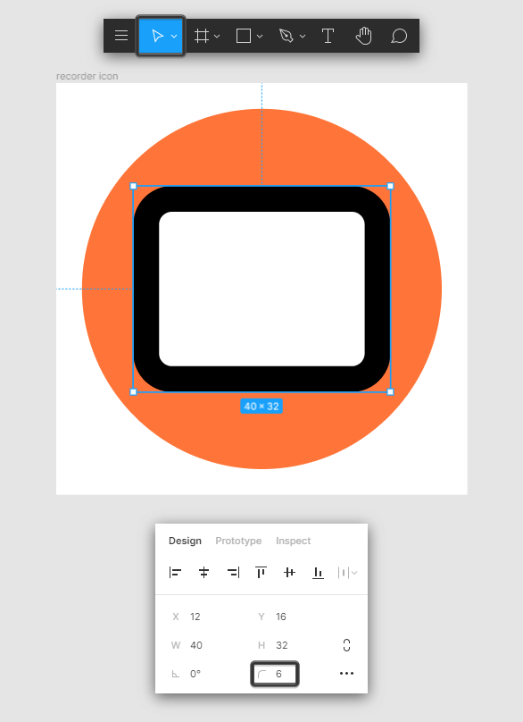 recorder app icon