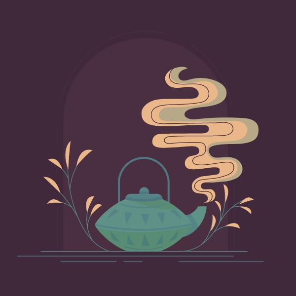 teapot scene final image