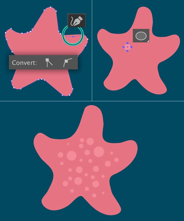 Starfish details
